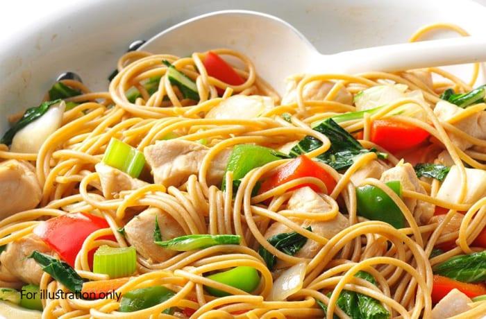 Weavers Nest - Chicken - Chicken Noodles Stir Fry