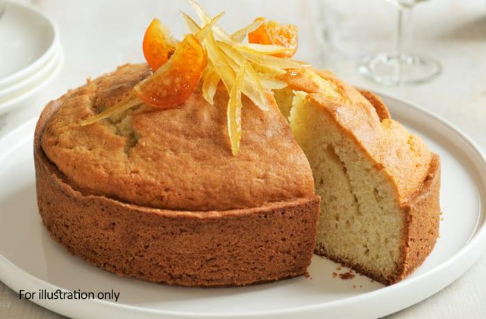 Weavers Nest - Deserts - Madiera Cake