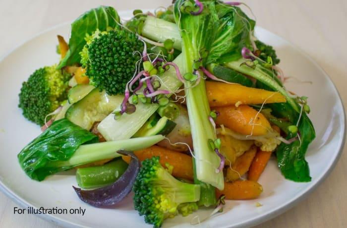 Milile Wedding Option 2 - Accompaniments - Seasonal Veggies