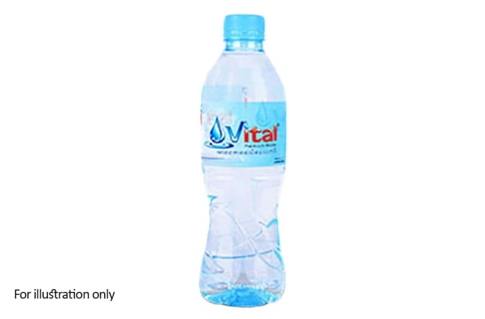 Weavers Nest - Soft Drinks - Vital Water 500ml