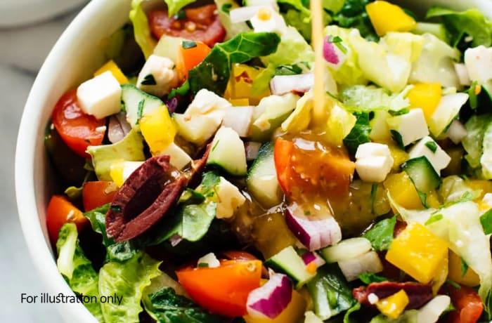 Weavers Nest - Starters -  Greek Salad