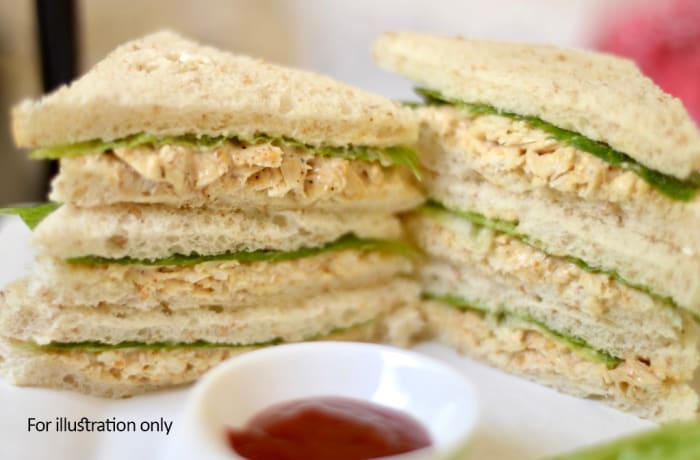 Weavers Nest - Toasted Sandwiches - Chicken Mayo