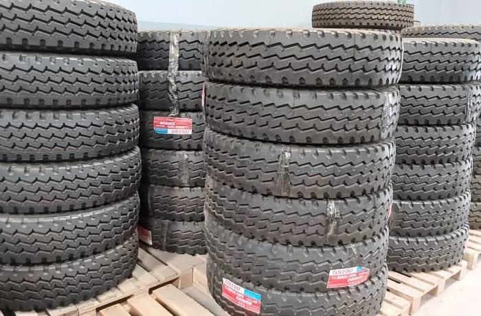 Powertrac and Toledo truck tyres on special offer image