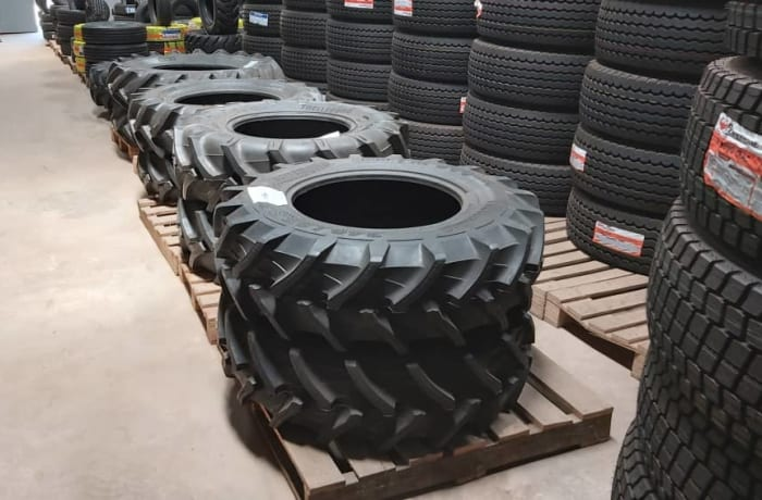 Agricultural tyres now on promotion image