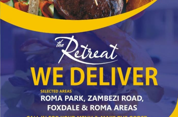 The Retreat at Roma open for deliveries image
