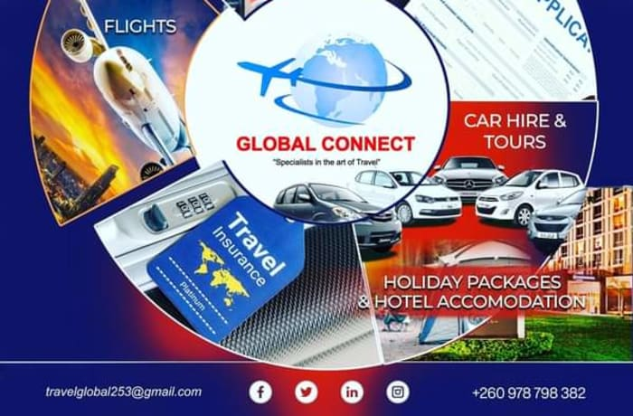 Book international and domestic flights image