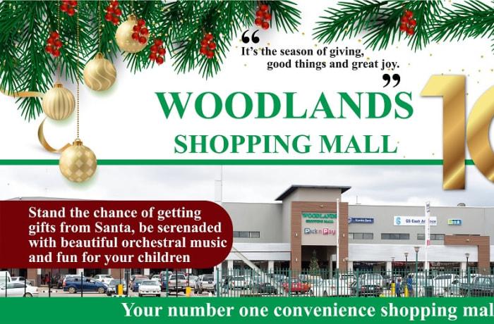 Christmas at Woodlands Shopping Mall image