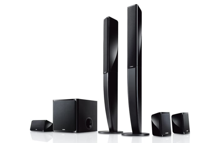 Yamaha  Home Theater 5.1 channel - NS-PA40