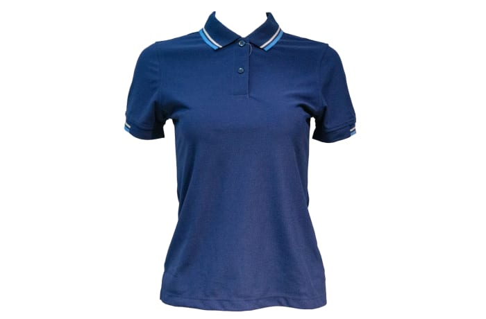 Poligan Polo Top blue