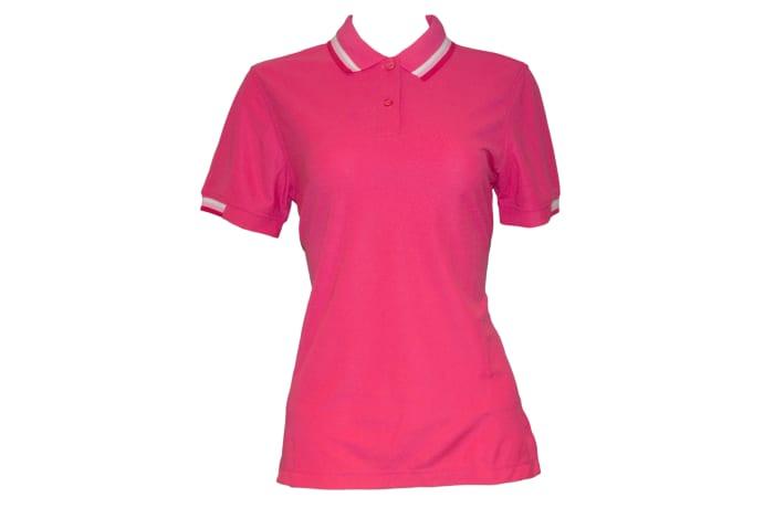 Poligan Polo Top pink