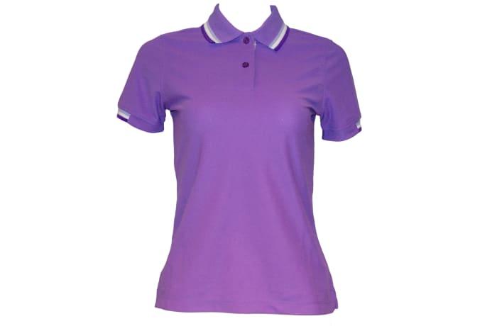 Poligan Polo Top purple