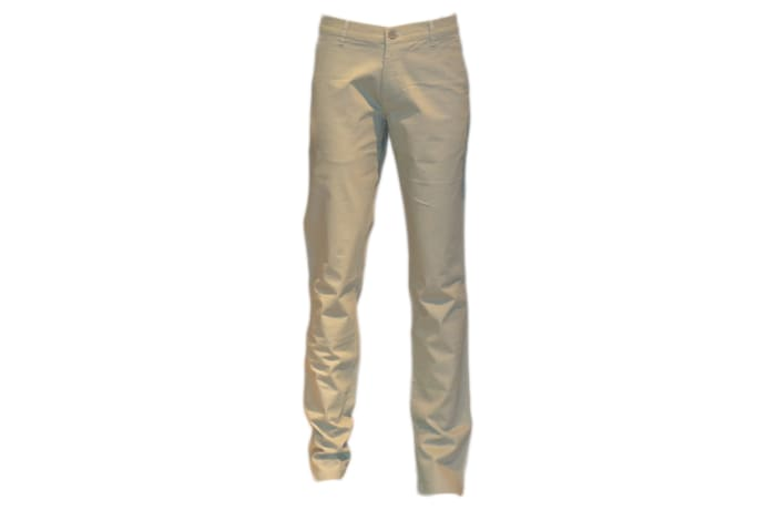 Chinos Turquoise