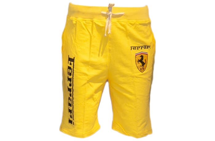 Ferari Shorts yellow