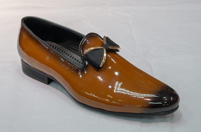 Glass Shoe Nobby Cavalli - Men's tan brown no lace
