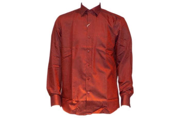 Gravity Formal Shirt red