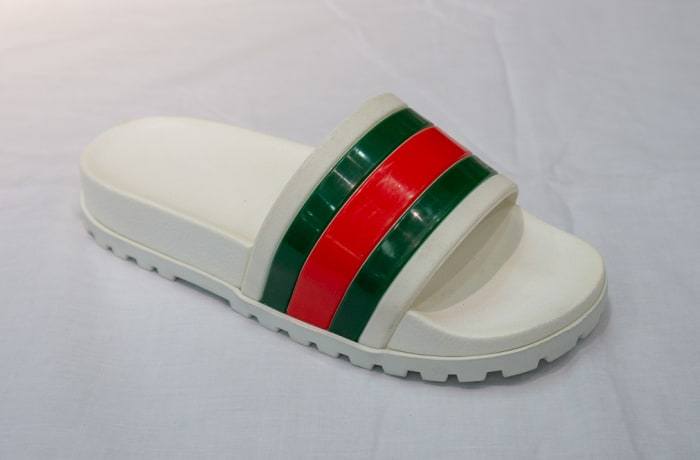 Gucci Slippers - Women's white