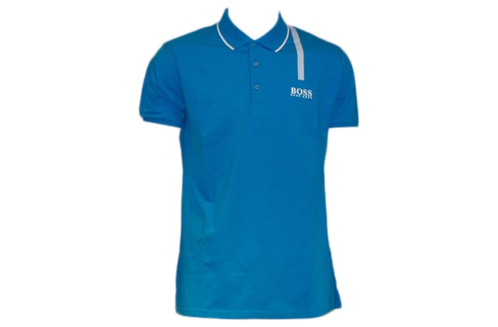 Hugo Boss Polo Shirt blue