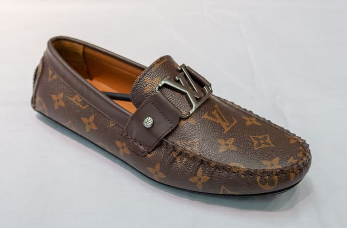 Louis Vuitton Moccasin - Women's brown