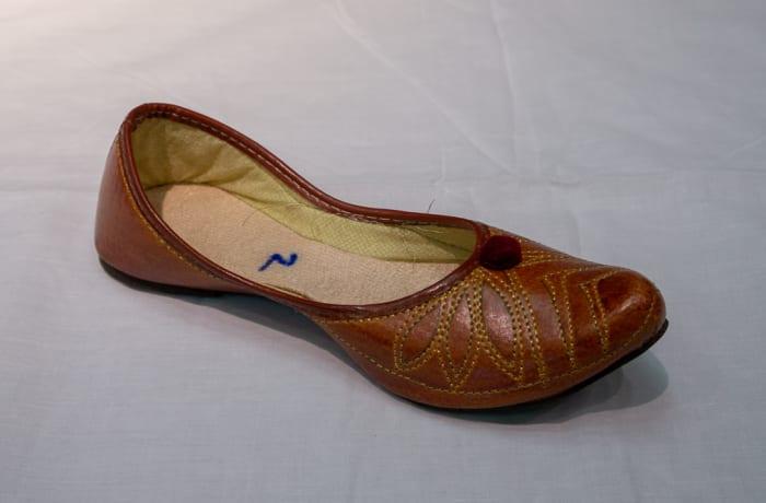 Mojari Shoes - Women's dark brown