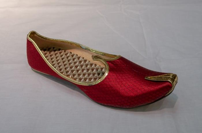 Mojari Shoes - Women's red
