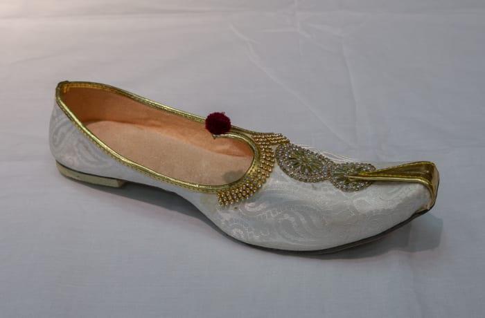 Mojari Shoes - Women's silver