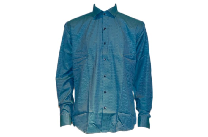Pienza Formal Shirt blue