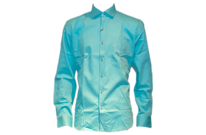 Pienza Formal Shirt turquoise