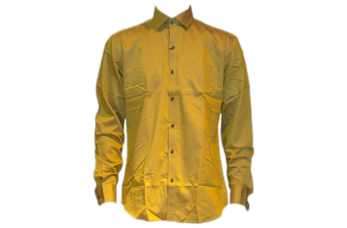 Pienza Formal Shirt yellow