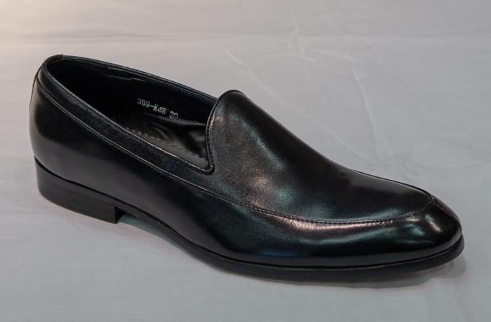 Smart Shoe Nobby Cavalli  Men's black no lace