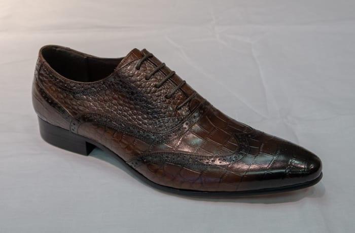 Smart Shoe Nobby Cavalli - Men's dark brown
