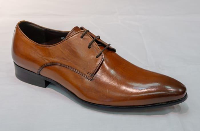 Smart Shoe Nobby Cavalli - Men's light brown two tone