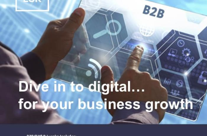 Let's talk Business to Business image