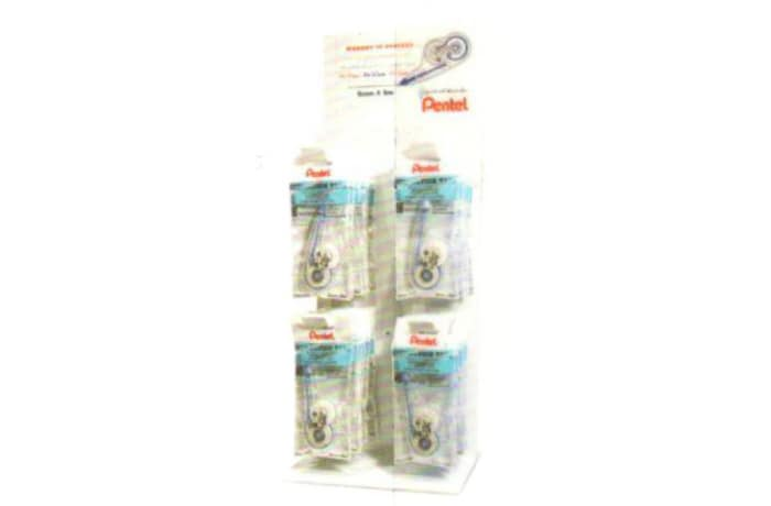 Correction Pens & Tape - ZT35-2D Correction Tape - Display