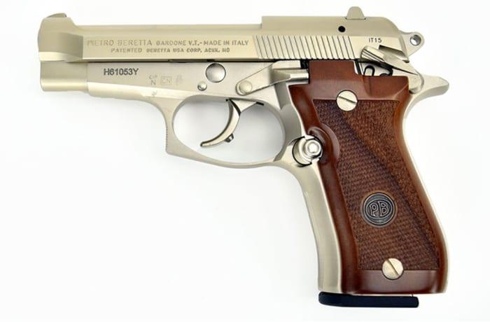 Beretta 84FS Cheetah Pistol