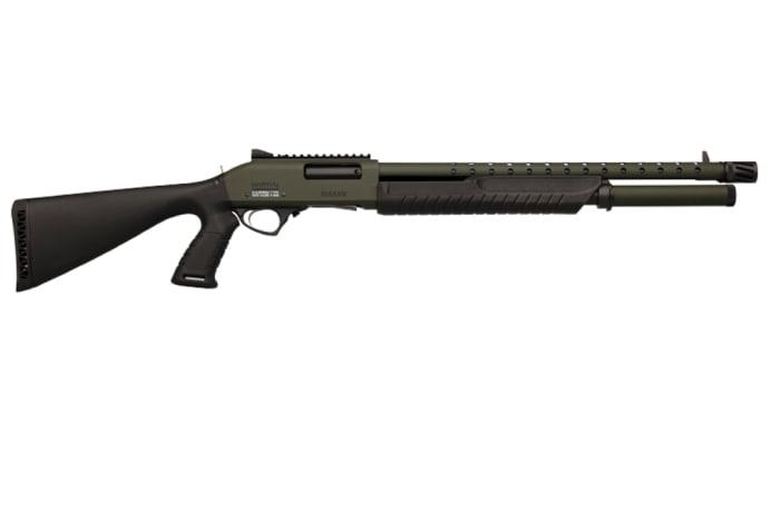 Fabarm Martial O.D. Green 20'' Shotgun