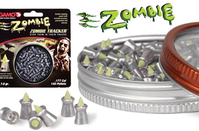 Gamo Zombie .177 Pellets