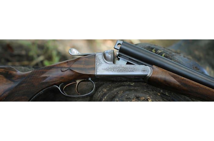 Heym 89B Double Barrel Rifle