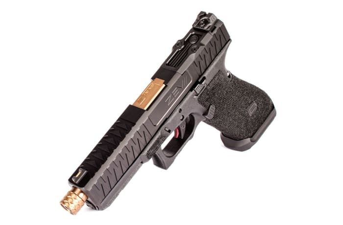 ZEV Z17 Enhanced Socom Pistol