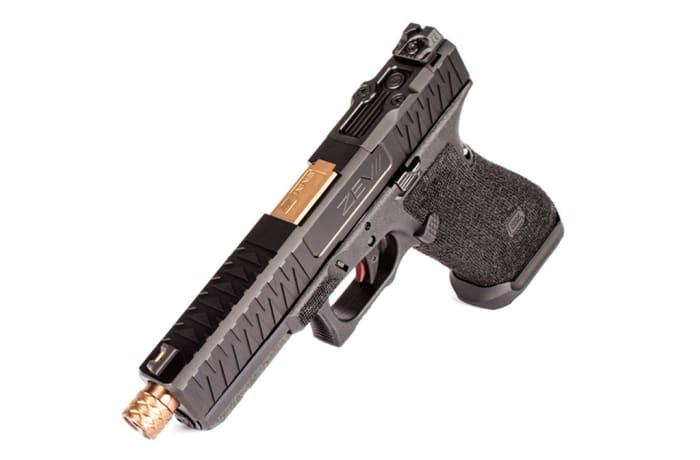 ZEV Z17 Enhanced Socom Pistol