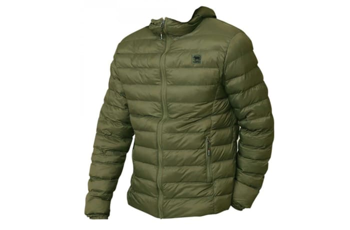 Microlite jacket olive