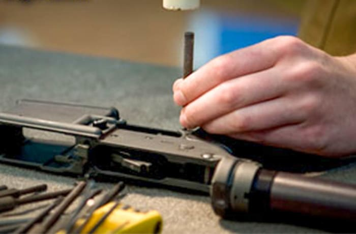 Firearm maintenance image