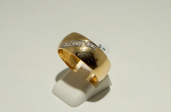Men's Wedding Gold Ring