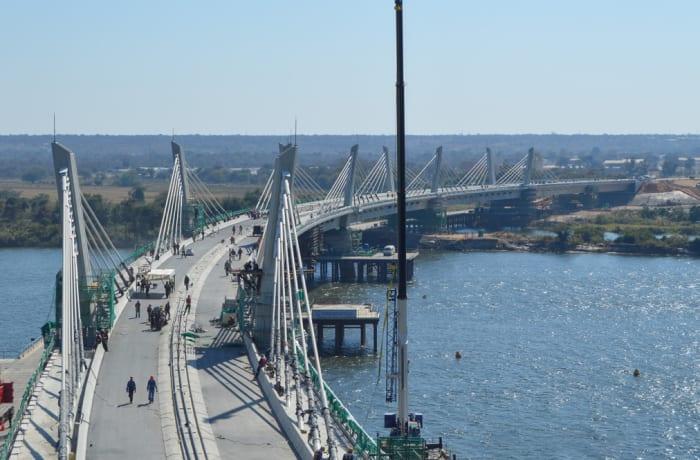 Roads and Bridge image
