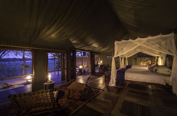 Zungulila Bush Camp - South Luangwa National Park