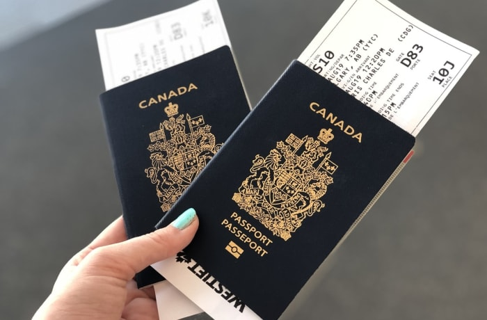 Travel documents and immigration
