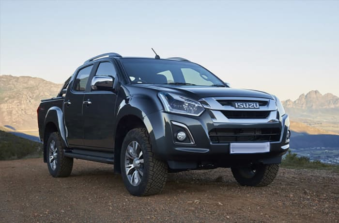 Isuzu KB 250 HO 4X4 Base Double Cab