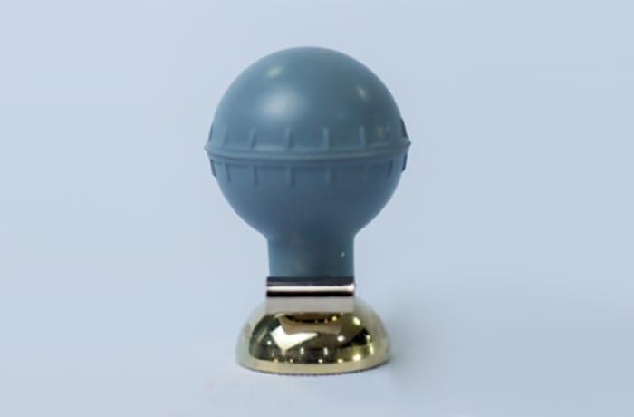 ECG/EKG suction ball electrode