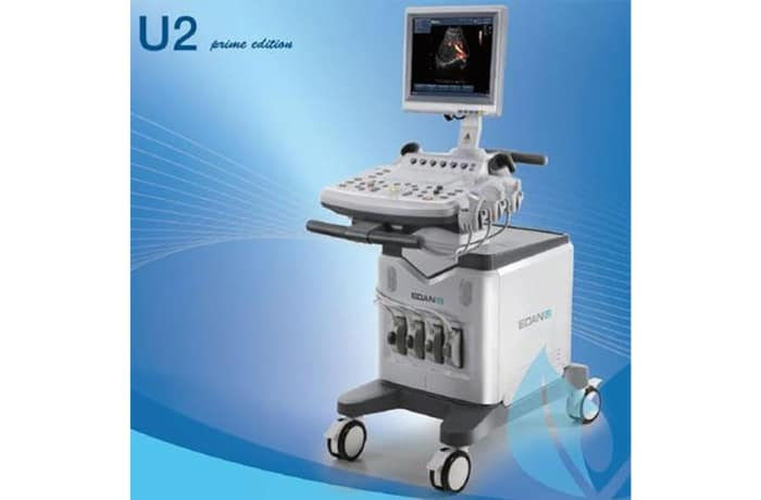U2 Prime Edition Ultrasound Machine