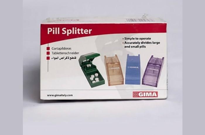 Mixed Color Pill Splitter