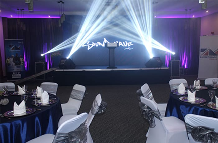 Sound/lighting equipment for your function image